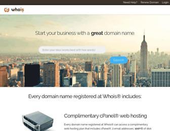Thumbshot of Whois.com.au