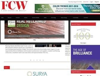 floorcoveringweekly.com screenshot