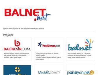 Thumbshot of Balnet.net