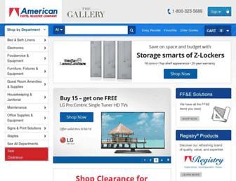 Thumbshot of Americanhotel.com