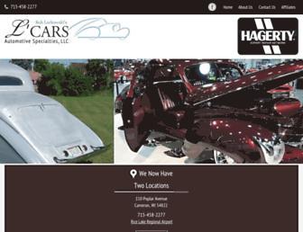 lcars.com screenshot