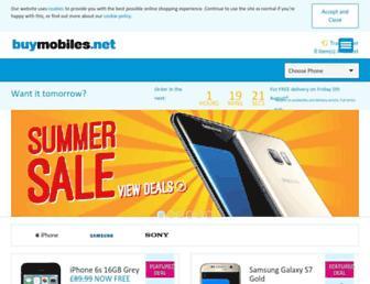 buymobiles.net screenshot