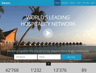 hosco.com screenshot