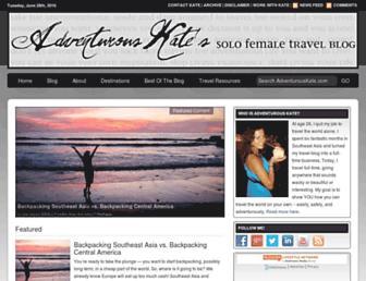 Thumbshot of Adventurouskate.com