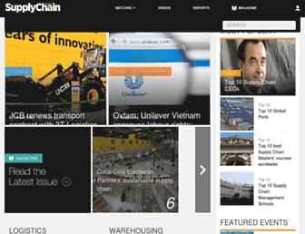 Thumbshot of Supplychaindigital.com