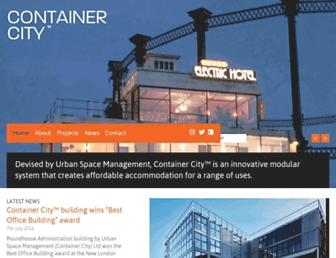 containercity.com screenshot