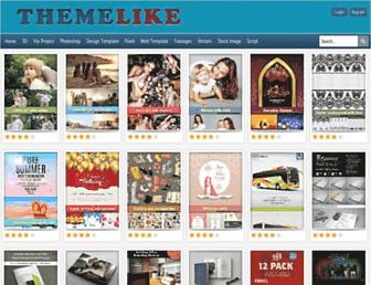 Thumbshot of Themelike.net