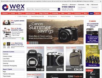 Thumbshot of Wexphotographic.com