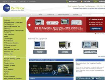 trs-rentelco.com screenshot