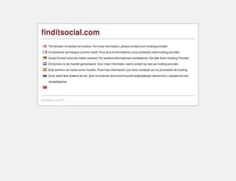 Thumbshot of Finditsocial.com
