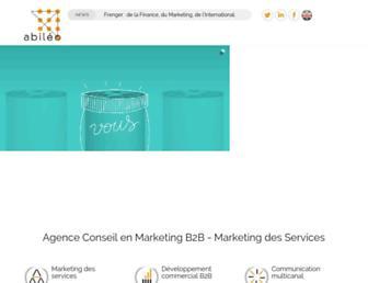abileo.com screenshot