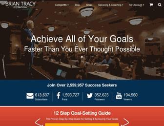 Thumbshot of Briantracy.com