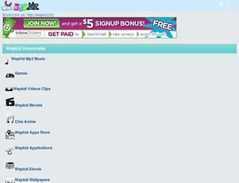 wapkid.biz screenshot