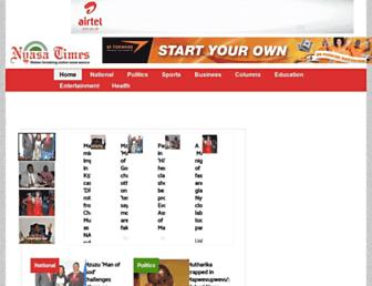 nyasatimes.com screenshot