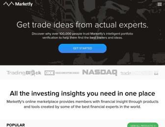 Thumbshot of Marketfy.com