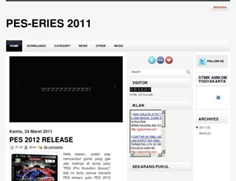 pes-eries2011.blogspot.com screenshot