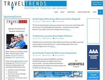 Thumbshot of Traveltrends.biz