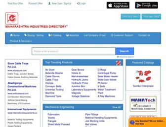 Thumbshot of Maharashtradirectory.com