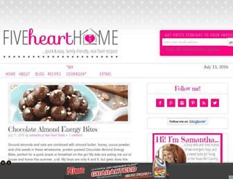 Thumbshot of Fivehearthome.com