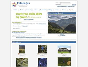 Thumbshot of Fotopages.com