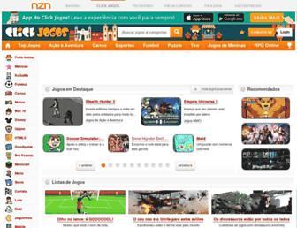 clickjogos.com.br screenshot
