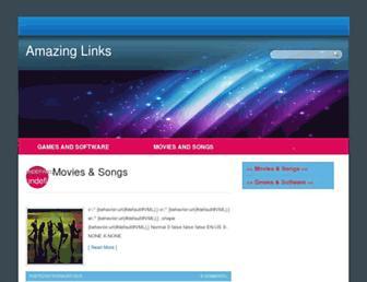 amazinglinksrs.blogspot.com screenshot