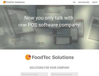 Thumbshot of Foodtecsolutions.com