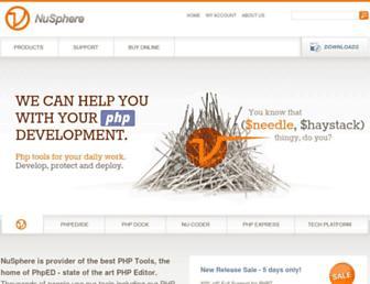 Thumbshot of Nusphere.com