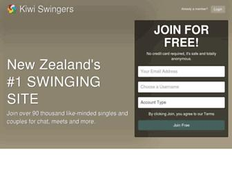 Thumbshot of Kiwiswingers.co.nz