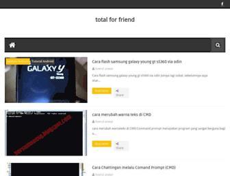 bersamaenxq.blogspot.com screenshot