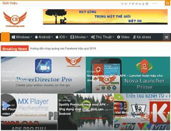 webcuibap.com screenshot