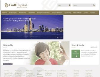 gulfcapital.com screenshot