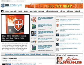 bb.com.vn screenshot