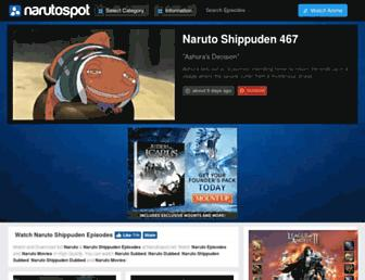 Thumbshot of Naruspot.net
