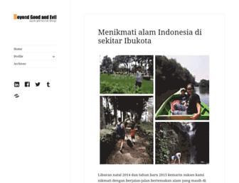 Main page screenshot of epat.songolimo.net