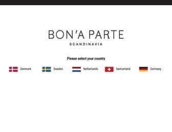 Thumbshot of Bonaparteshop.com