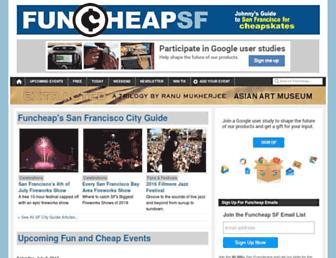 Thumbshot of Funcheap.com