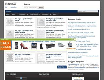 funsday.blogspot.com screenshot