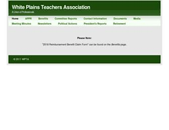 wptaonline.org screenshot