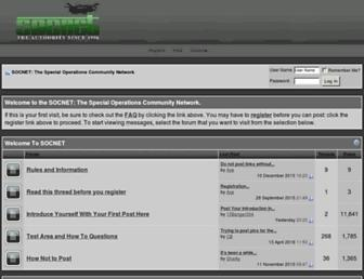 Thumbshot of Socnet.com