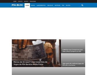 ps4blog.com.br screenshot