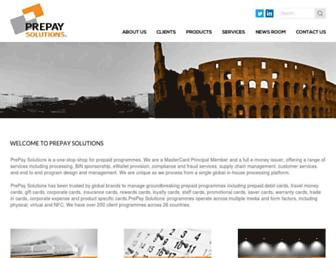 Thumbshot of Prepaytec.com
