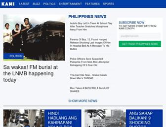 kami.com.ph screenshot