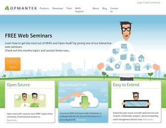 opmantek.com screenshot