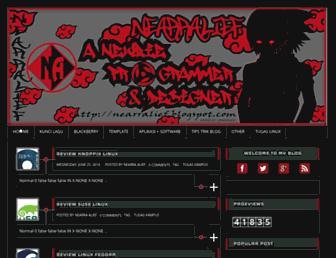 nearralief.blogspot.com screenshot