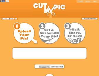 Thumbshot of Cutmypic.com