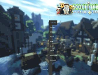 ecocitycraft.com screenshot