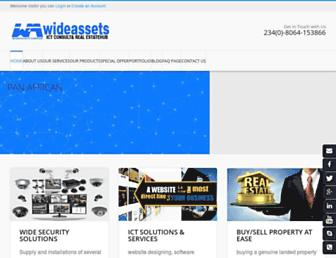 wideassets.com screenshot