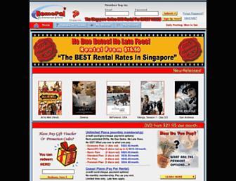 Thumbshot of Homepal.com.sg