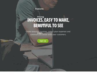 Thumbshot of Fastbill.com
